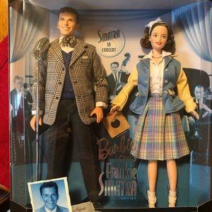 Barbie Loves Frankie Sinatra Doll Set 22953Mattel